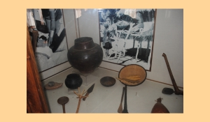Choma Museum & Crafts Centre Facilities: Crafts Shop/ Art Gallery