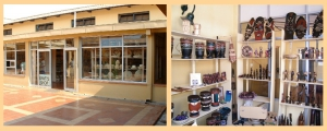 Livingstone Museum Craft Shop